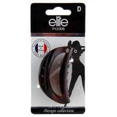 Elite Models Hajcsipesz , barna, szélesség 6,5cm
