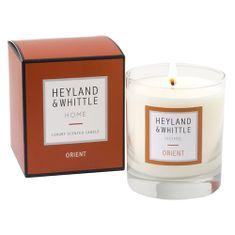 Heyland & Whittle Svíčka skleněná váza , Orient, 220 g