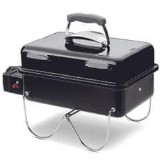 WEBER Plynový gril Go-Anywhere , Go-Anywhere® plynový 30mB, Black (čierny)