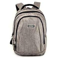 Target Plecak szkolny 2w1 , Szary