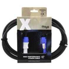 Stagg Stagg hangszóró kábel, XPW3PCAPCB15