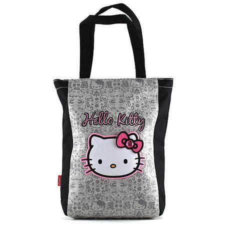 Hello Kitty Torba na zakupy , szary