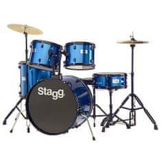 Stagg Bicia súprava Stagg, Stagg TIM122B BL, bicia súprava, modrá