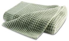 Biederlack Koc Sage Tones - Knit Salvia