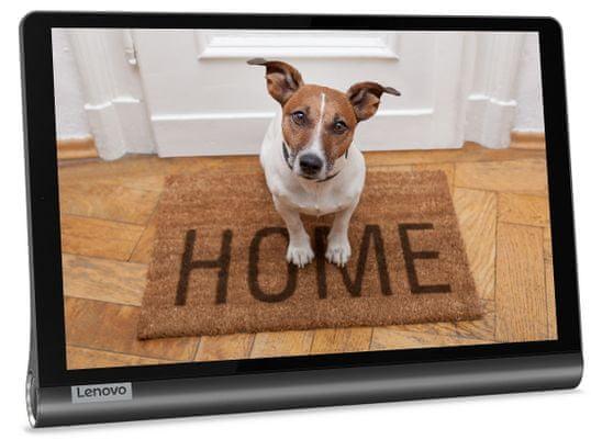 Tablet Lenovo Yoga Smart Tab, chytrý asistent, Google Assistant, ovládání hlasem, ovládání chytré domácnosti, tablet