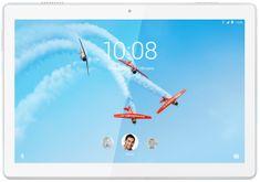 Lenovo Tab M10, 4GB/64GB, Wi-Fi, White (ZA480189CZ)