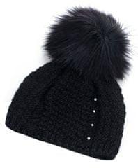 Capu Czapka zimowa 381-G Black