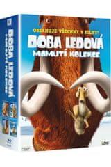 Doba ledová - Mamutí kolekce (4BD) - Blu-ray