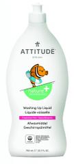 Attitude deterdžent za pranje dječjih posuda bez mirisa, 700 ml