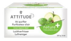 Attitude Přírodní čistící osvěžovač vzduchu s vůní zeleného jablka a bazalky 227 g
