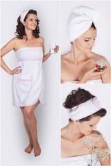 MaryBerry Něžný růžový dámský dárkový wellness set | MaryBerry Velikost: S-M-L