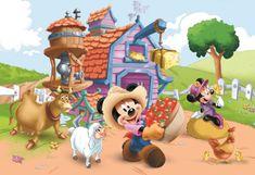 Trefl Puzzle Farmár Mickey Mouse 160 dielikov
