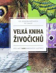Kolektív: Velká kniha živočichů CZ