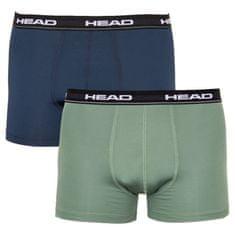 Head 2PACK pánske boxerky viacfarebné (871001001 226)