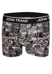 John Frank Pánské boxerky John Frank JFB109