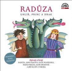 Radůza: Uhlíř, princ a drak - CD