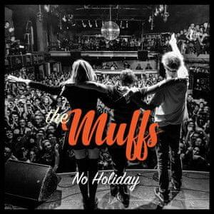 Muffs: No Holiday - CD