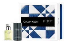 Calvin Klein Eternity For Men - EDT 50 ml + tuhý deodorant 75 ml