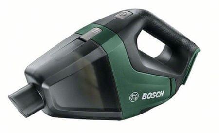 Bosch UniversalVac 18 akumulatorski ročni sesalnik + 7-delni komplet pribora (06033B9100)