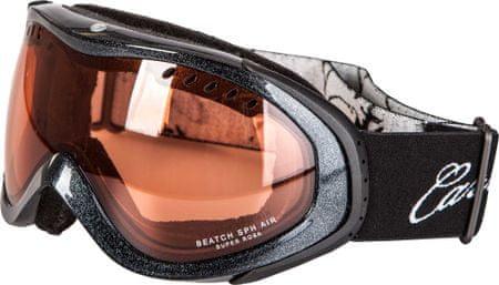 Carrera smučarska očala Beatch Air s filtrom Super rosa