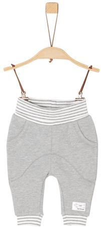 s.Oliver dětské kalhoty 50/56 sivá
