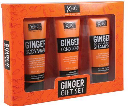 Xpel Ginger hajápolási kozmetikai készlet