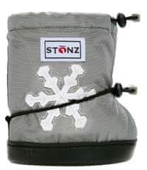 Stonz dievčenské nepremokavé topánočky/návleky/snehule