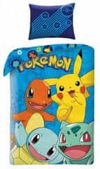 Obliečky Pokémon - Starters