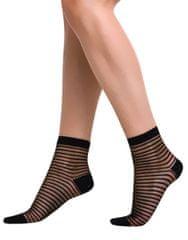 Bellinda Dámské ponožky Trendy Sock pruhy BE202400-094
