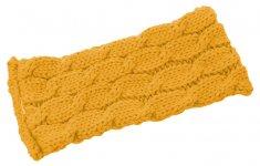 Capu Zimní čelenka 9014-F Mustard