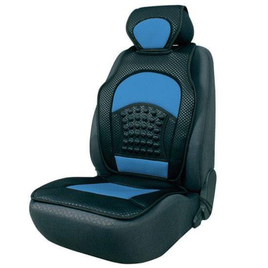 Automax Potah na sedadlo black/blue