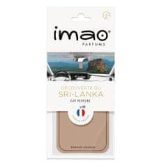 "iD Scent Imao ""Découverte du SRI-LANKA"" CAR PERFUME"