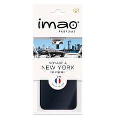 "iD Scent Imao ""Voyage á NEW YORK"" CAR PERFUME"