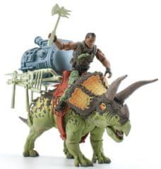 Wiky Dinosaurus set Corps 25 cm Triceratops