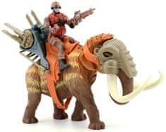 Wiky Dinosaurus set Corps 25 cm Mammoth
