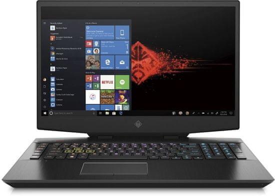HP OMEN 17-cb0103nc (8RT54EA) - zánovní