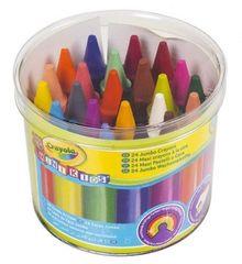 Crayola Albi Crayola Pestré voskovky