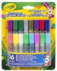 Crayola Albi Crayola Třpytky v lepidle