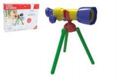 TM Toys Cool Science Teleskop/Dalekohled 15x s příslušenstvím
