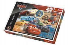 Trefl Puzzle Cars 3 koláž 260 dílků