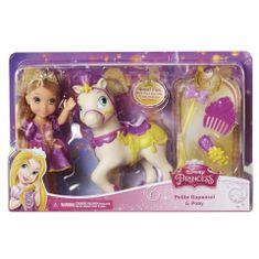 Blackfire Disney princezny: 6' Locika a kůň