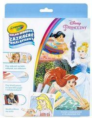 Crayola Albi Crayola Zázračné omalovánky Disney princezny