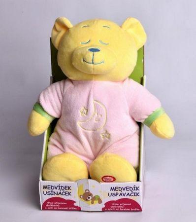 Mac Toys Medvídek usínáček pro holky