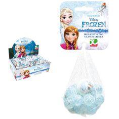 Alltoys Skleněné kuličky Frozen