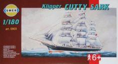 Směr Model Cutty Sark 1:180