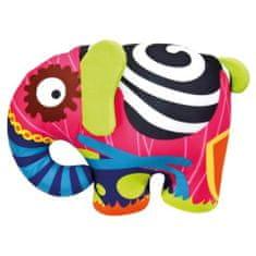 Mertens Barevný slon, 39 x 30 cm