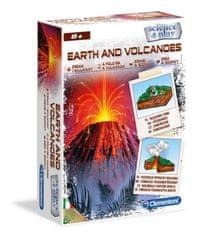 Clementoni SCIENCE - Země a vulkány