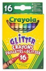Crayola Albi Crayola Třpytivé voskovky