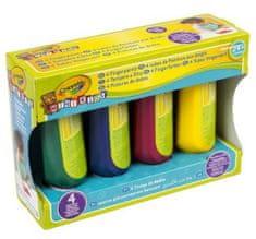 Crayola Albi Crayola Prstové barvy