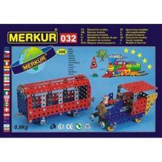 Merkur M032 Železniční modely